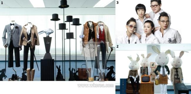 1. 정윤기가 스타일링한 'How to be Smart'룩. 2. 스타일리스 최혜련의 'How to be Lovely'룩. 3. 국내 최고의 스타일리스 5명이 '5 Style Finder'에 참여했다.