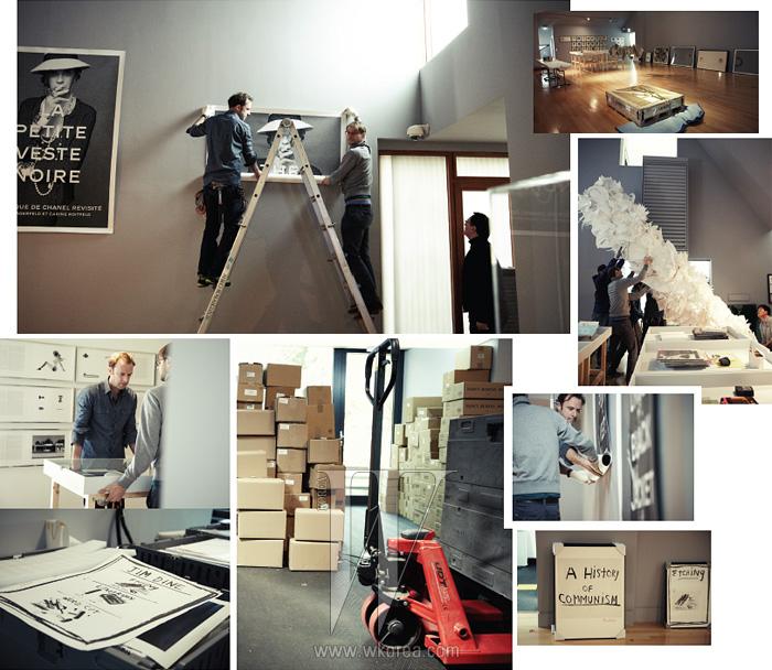 문학, 사진, 파인아트, 패션 같은 콘텐츠를 담은슈타이들의 책들은 그 내용에 가장 잘 어울리는종이 소재와 일러스트, 사진, 인쇄 방식과 디자인,서체까지가 어우러진 디테일의 궁극이다.하지만 그는 책 한 권을 만드는 데 1주일이면 충분하다고 장담한다.한 지붕 아래에서 모든 과정을 해낼만큼 시스템이잘 구축되어 있기 때문이다. 여러 상업 브랜드,미술관과 갤러리 인쇄물 작업을 병행하면서 50명의직원을 둔 슈타이들 출판사에서는1년에 4백 권 이상의 책을 출판한다.