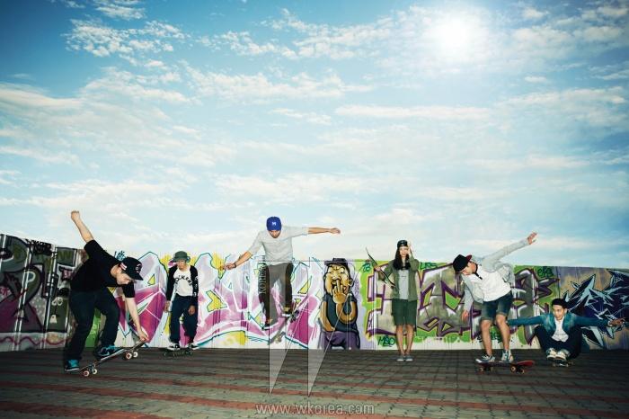 왼쪽부터 | 이상호(르버 앤 코 디자이너), 박성현(리타 프로덕트 매니저), 최재한(르버 앤 코 디자이너), 엄건식(Henz 매니저 겸 모델), 이도현(브라운 브레스 마케터), 최원석(브랜드 마케터).