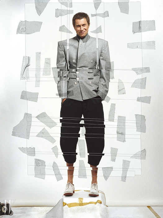 장 폴 구드의 셀프 포트레이트.