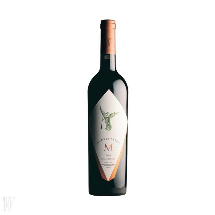 2. 몬테스 알파 엠 2011 친숙한이름과 천사의 상징으로 한국과미국에서 특히 인기가 높은몬테스 알파의 프리미엄 라인.스파이시한 과일 향과 부드러운타닌이 또렷하게 입안을 채우는이 와인은 20년 이상 장기숙성이 가능하다.
