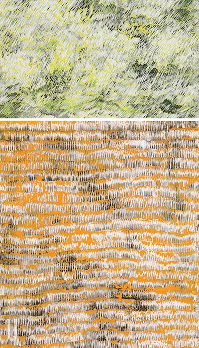 권혁근의 개인전<바람이 손을 놓으면>은이유진갤러리에서7월 9일까지 열린다.