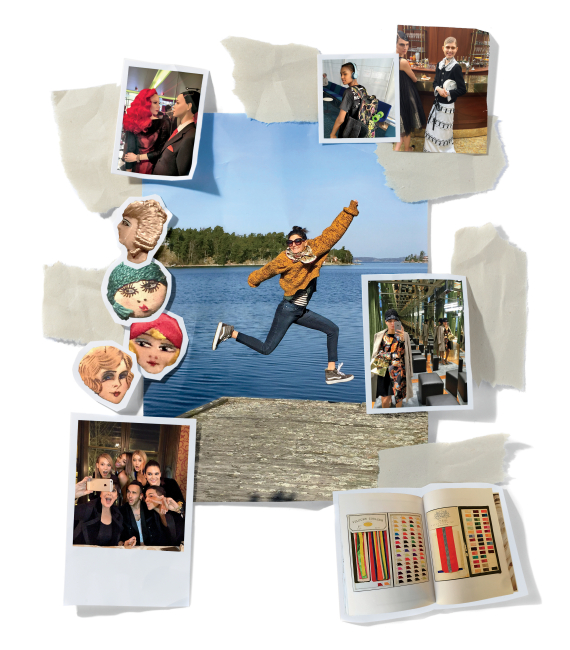 W Gio's Collage.Gio's collage