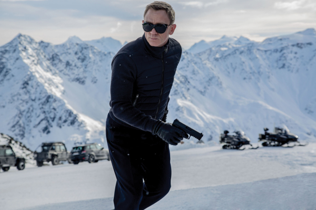 Daniel Craig stars as James Bond in Metro-Goldwyn-Mayer Pictures/Columbia Pictures/EON Productions??action adventure SPECTRE.