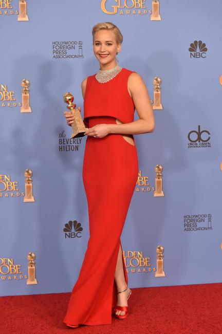 1 Jennifer Lawrence