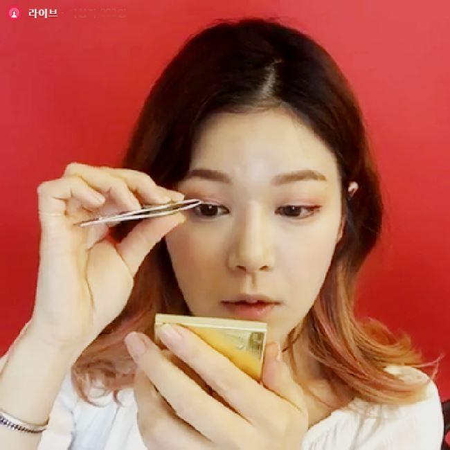 160204_뷰티 페북 생방송 유투버 소영_인스타용