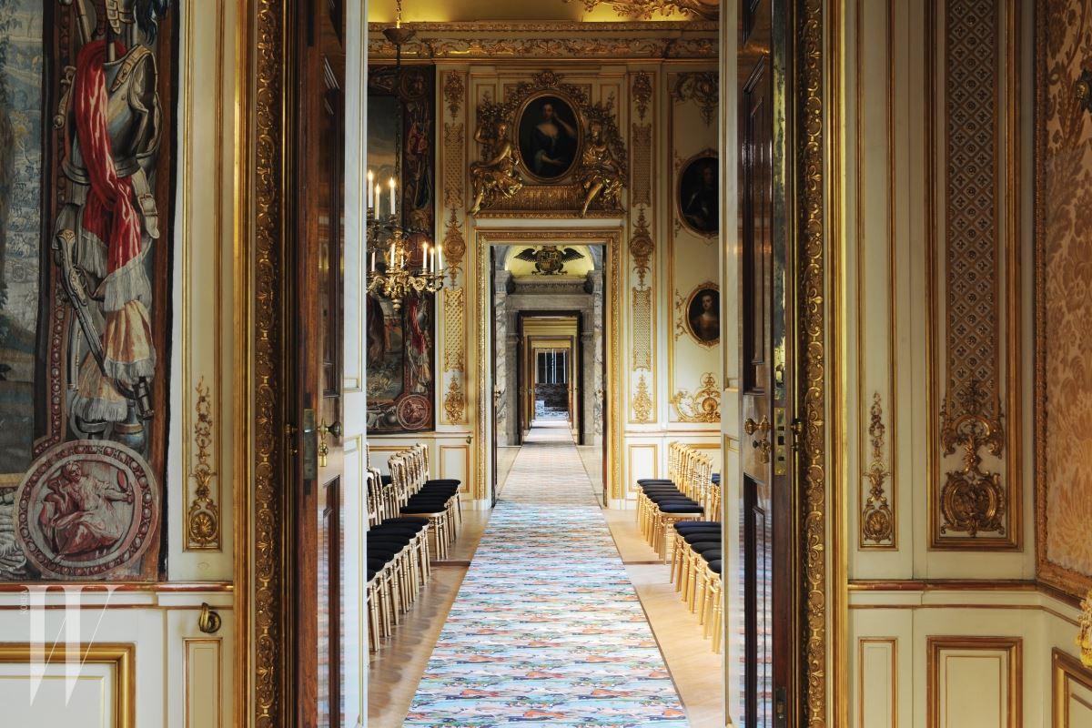런던 블레넘 궁전