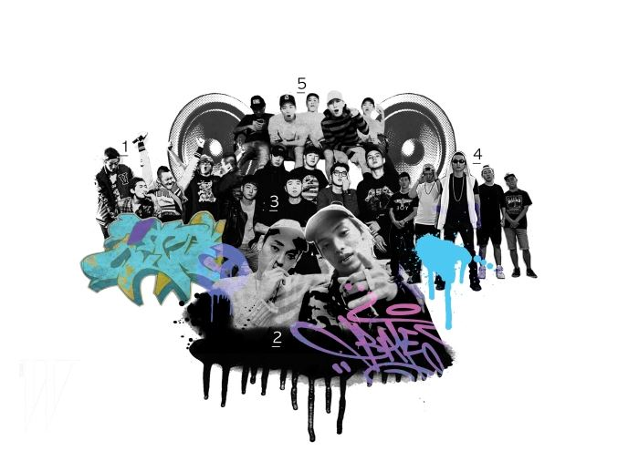 hiphop5 (숫자)