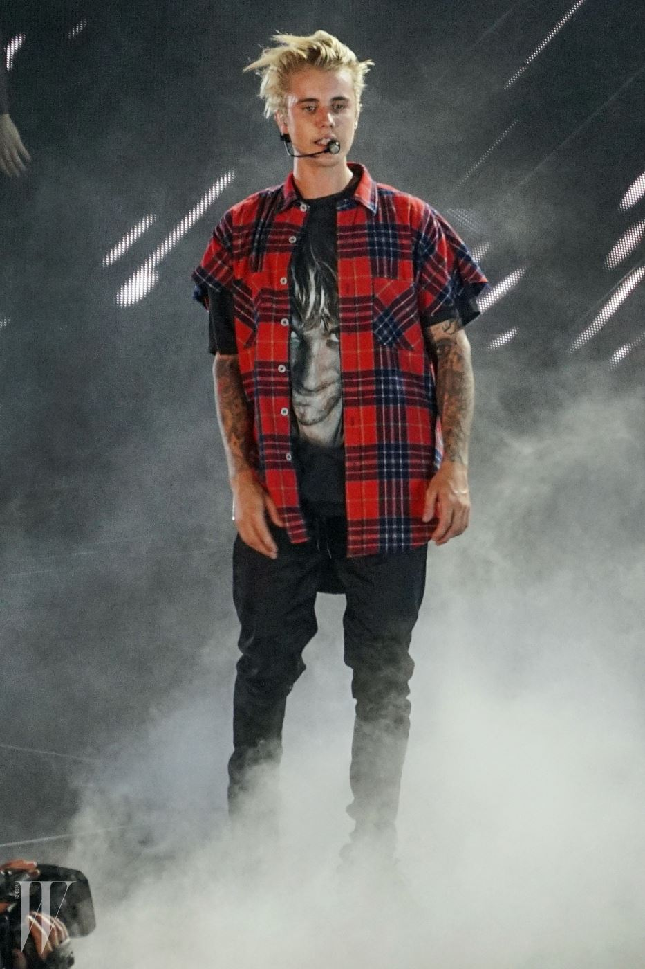 WOW! Justin Bieber hits all the high notes at 'Purpose World Tour' Debut Show!