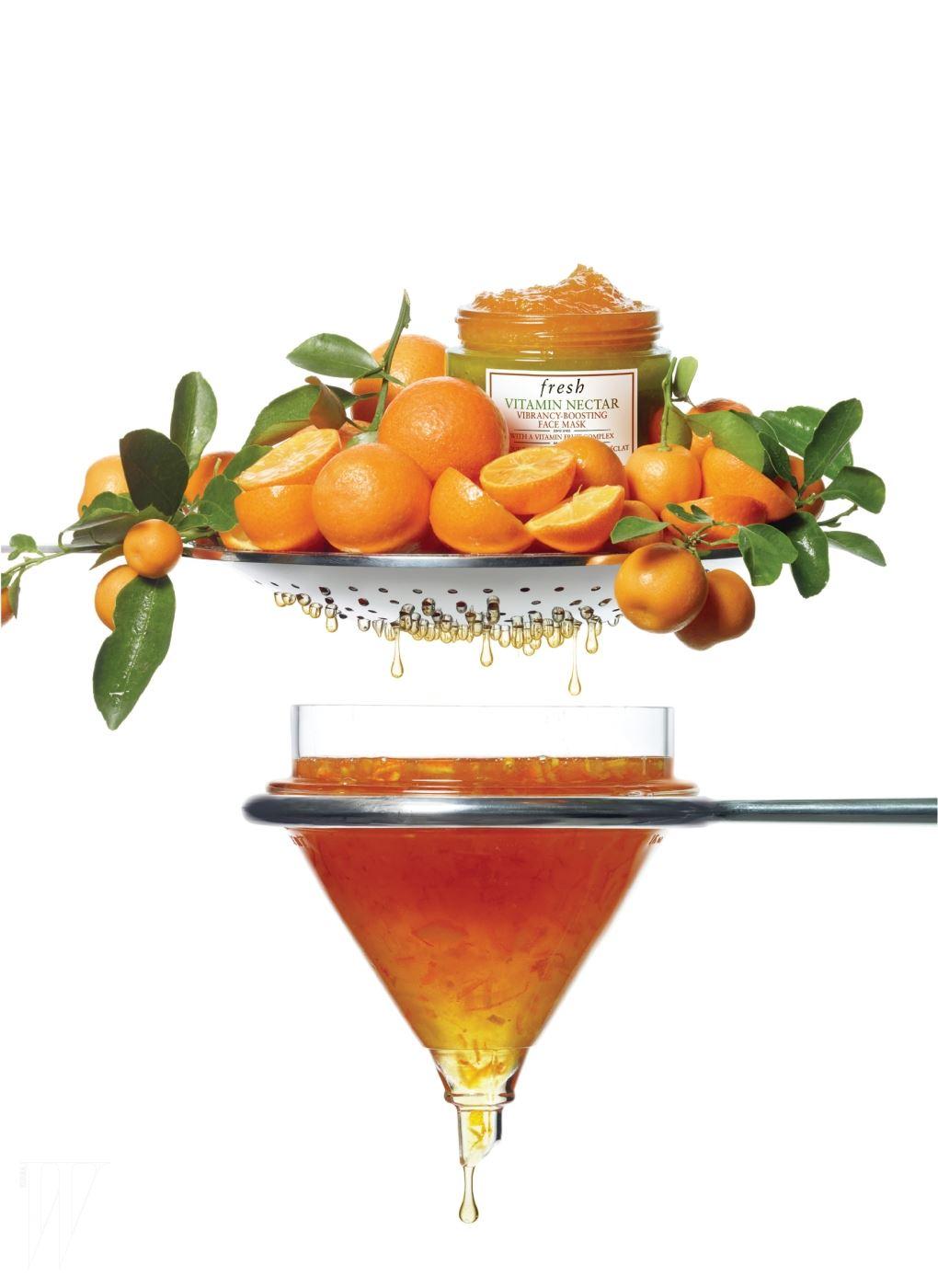 Fresh 바이타민 넥타 바이브런시- 부스팅 페이스 마스크