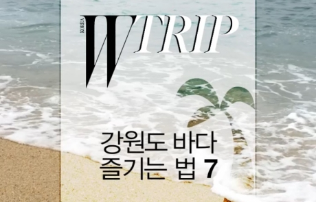 W trip – 강원도 바다 즐기는 법 7