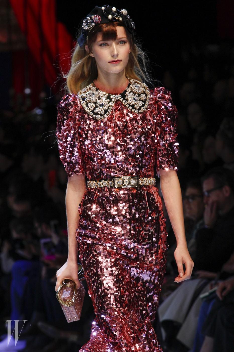 Dolce & Gabbana Fall Winter 2016/2017
