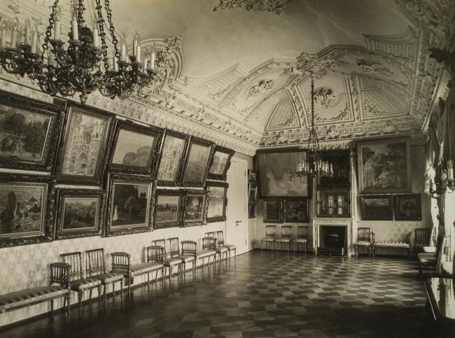 당시 시츄킨이 컬렉션을 모아둔 궁전의 마티스 룸과 인상파 화가의 룸 ƒMusée d'Etat des Beaux Arts Pouchkine.