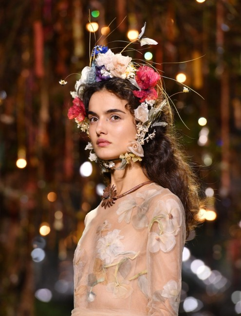 Christian Dior Haute Couture Spring Summer 2017