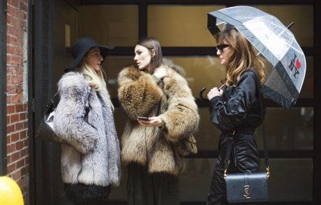 2017 F/W 뉴욕 컬렉션 Day 3 Koo's Street Style