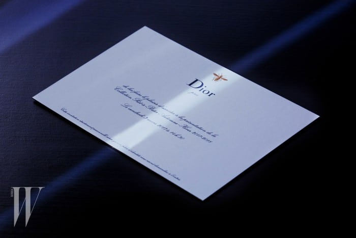 DIOR_AW17-18_SHOW_INVITATION