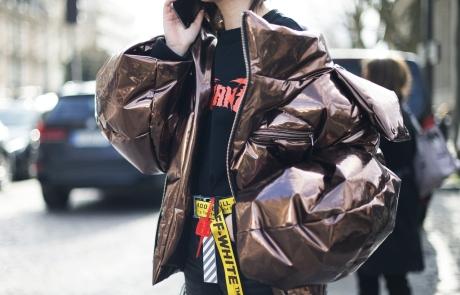 2017 F/W 파리 컬렉션 Day 7 Koo's Street Style