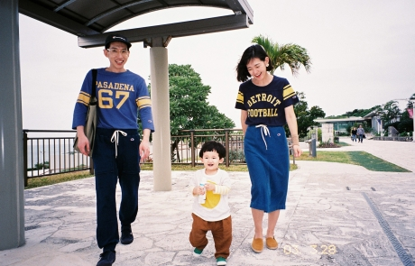 봉태규 가족의 오키나와 여행기