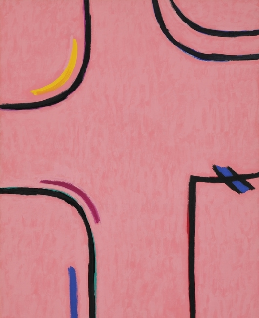 김환기, 무제, 1967, 캔버스에 유채, 177 x 127cm
