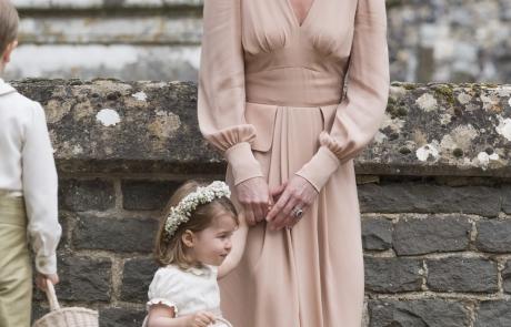케이트 미들턴의 드레스는?