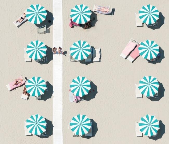 Starmint Umbrellas, Italy