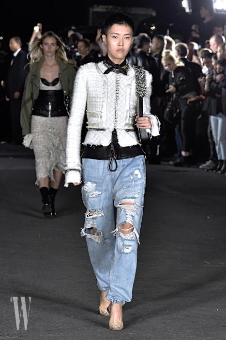 Alexander Wang - Runway RTW - Spring 2018 - New York Fashion Week