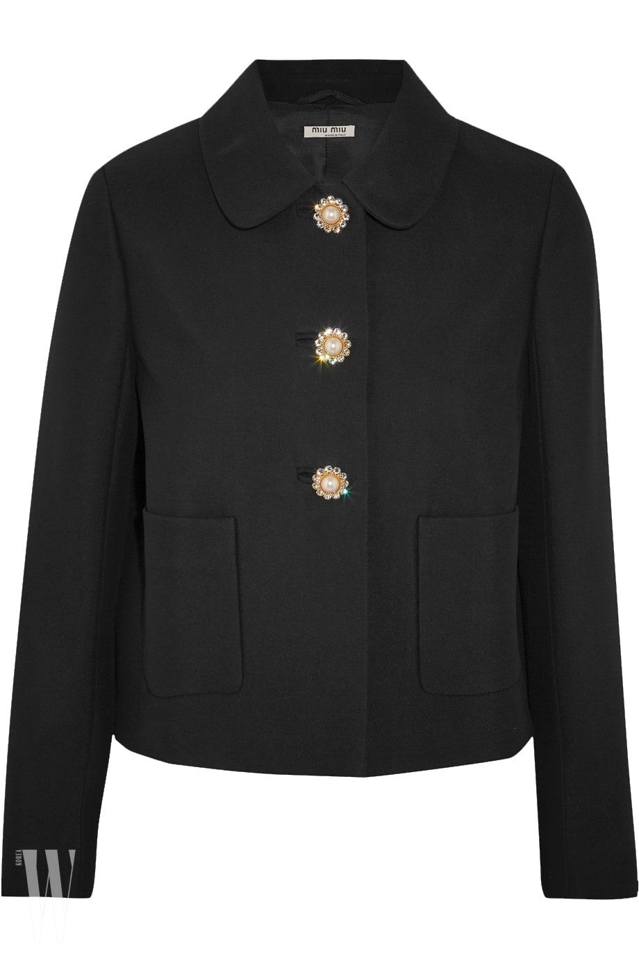 모스트 신 미우미우 재킷