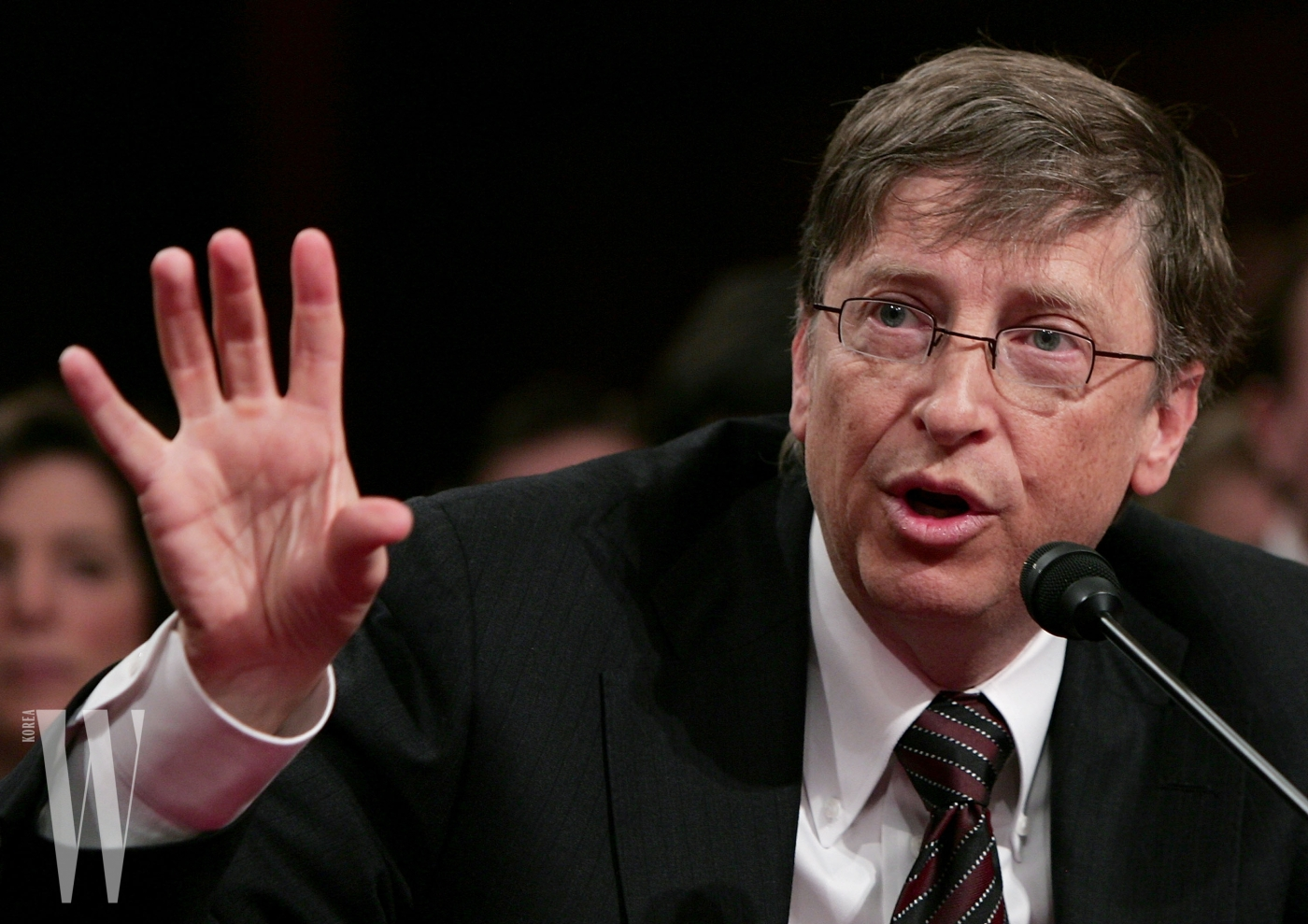 Bill Gates Testifies At Senate Hearing On American Competitiveness