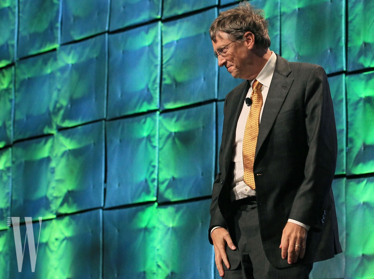 Bill Gates Takes Part In Health Summit In Washington