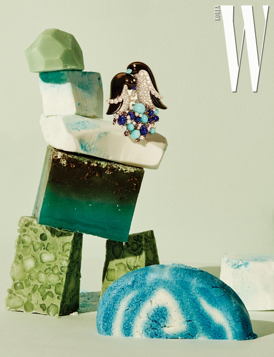 WK1803-well반클리프아펠수정 21