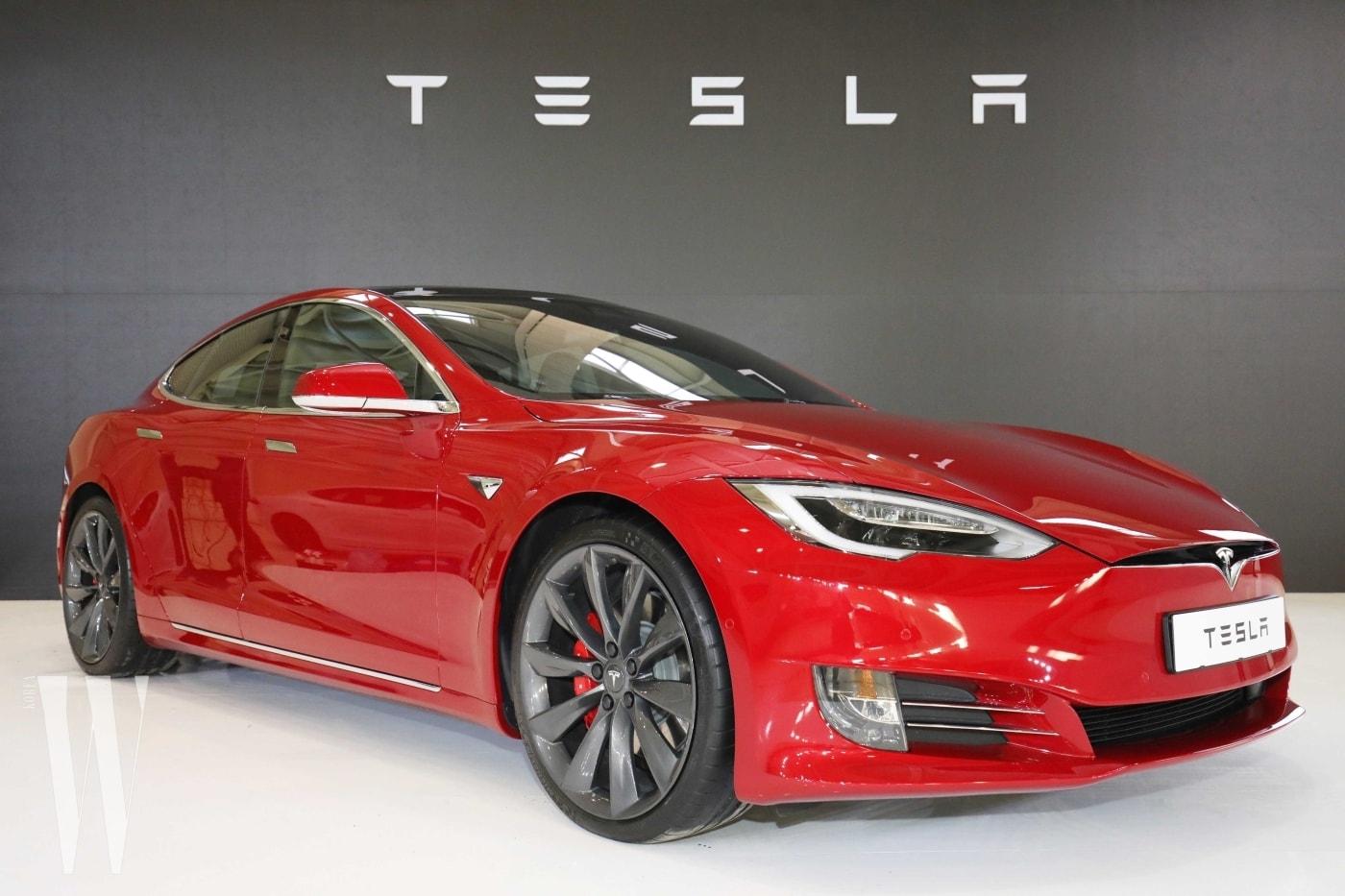 [사진자료] Tesla Model S P100D 출시 행사 (1)