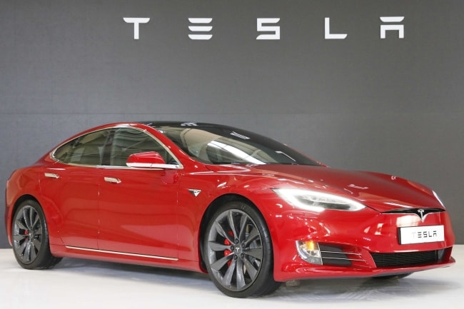 [사진자료] Tesla Model S P100D 출시 행사 (2)