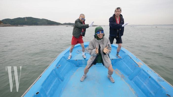 'Boat' 뮤직비디오
