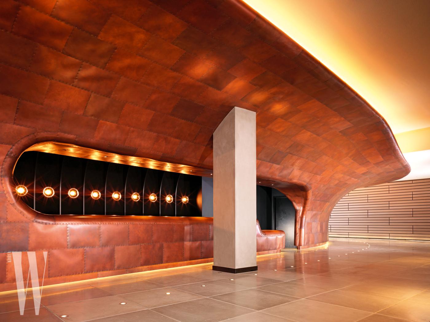Copper Hull - Mondrian London