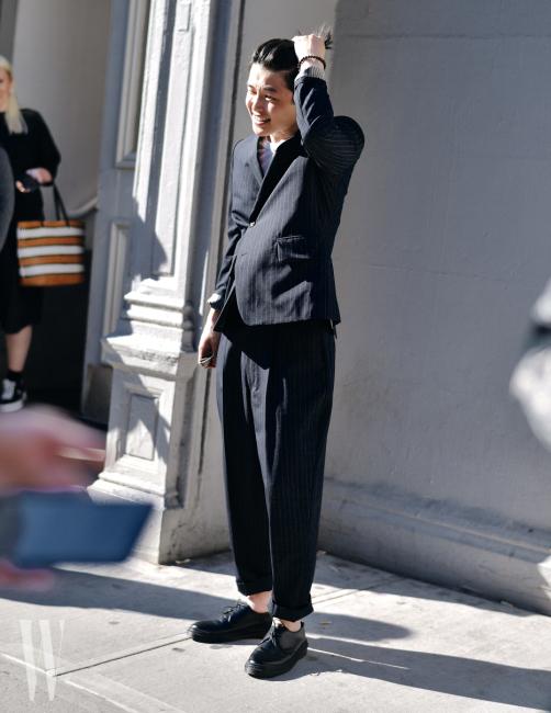 New York Mens Fashion Week