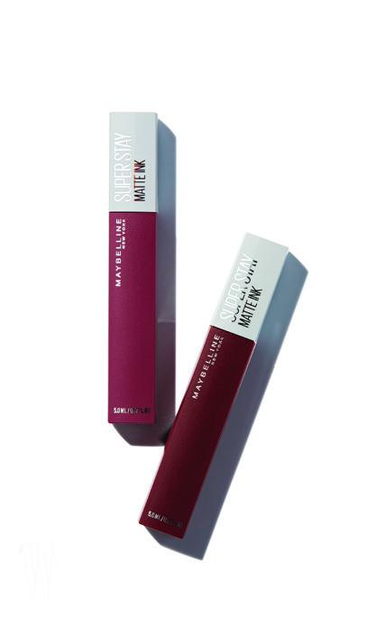 슈퍼 스테이 립 잉크 5ml, 1만6천원대.