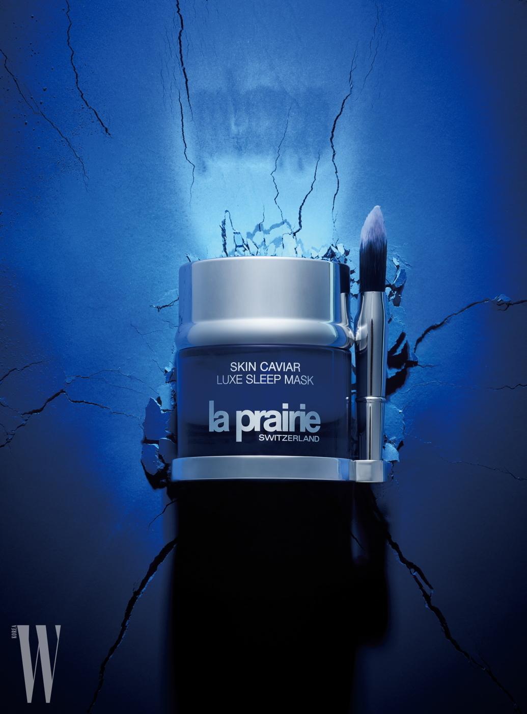 LA PRAIRIE 스킨 캐비아 럭스 슬립 마스크 프리미어 50ml, 47만원.