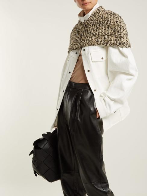 캘빈 클라인 205W39NYC by 매치스 패션 닷컴 니트 숄