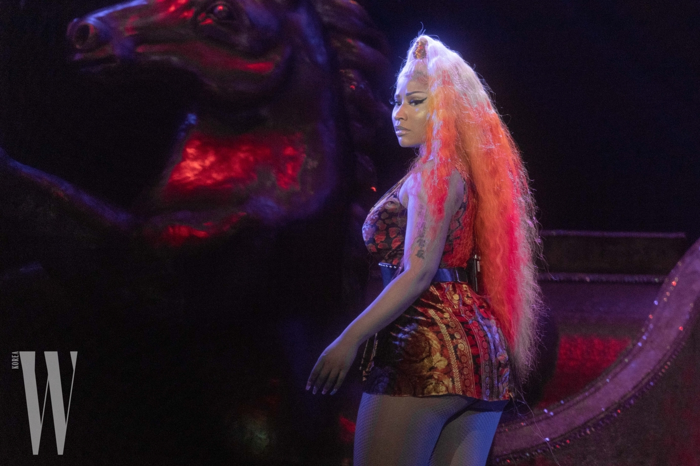 Nicki Minaj at Made In America Music Festival 2018 in Philadelphia