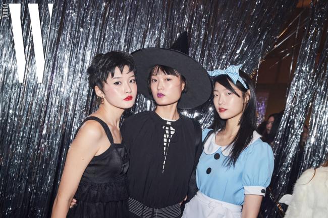 모델 스완, 김다영, 선혜영