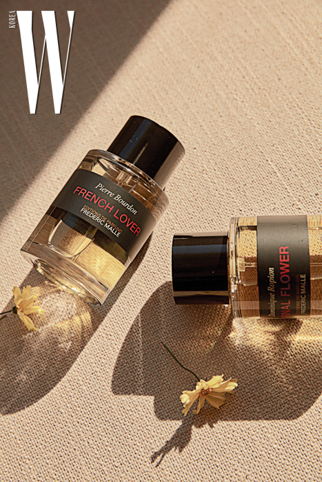 Editions de Parfums Frederic Malle 'French Lover' 100ml, 32만5천원. 'Carnal Flower' 100ml, 43만원.