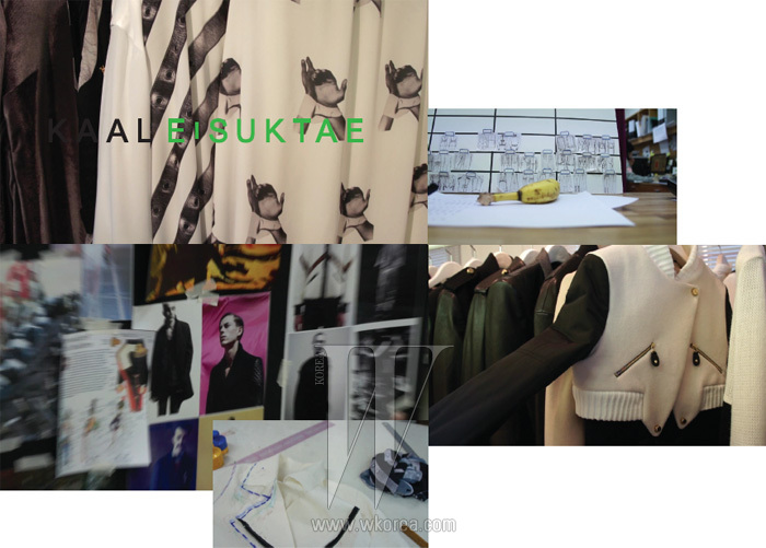 KAAL E.SUKTAE: DIRECTOR E SUK TAE이석태의 2011 F/W 컬렉션 일정은 2011년 3월 31일(목) 오후 4시 세텍(SETEC)