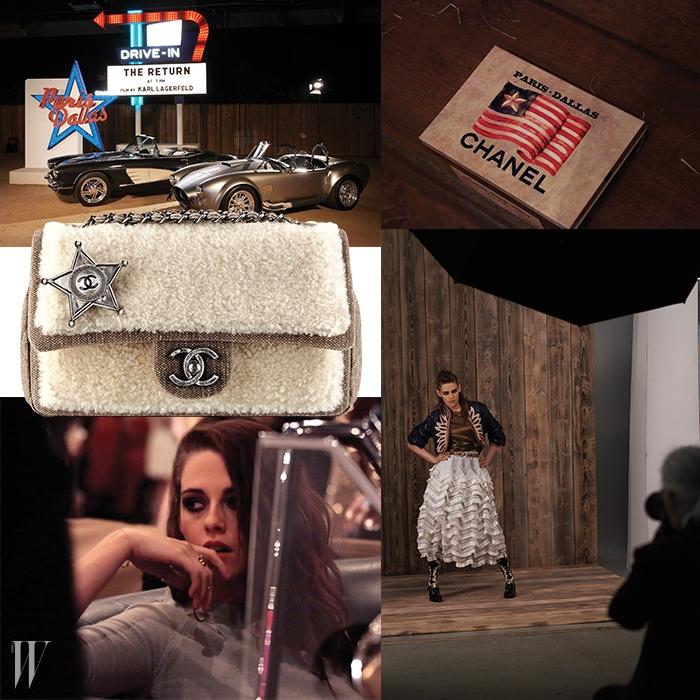 비잔틴(2011), 봄베이(2012), 에든버러(2013)에 이어 지난 12월 댈러스 페어 파크에서 공개된 파리-댈러스 컬렉션은 프랑스 장인들의 의상 제작 기술에 미국 서부 특유의 거칠고 위트 넘치는 디자인 요소를 더한 것이다. 가장 미국적이며 동시대적인 얼굴로 평가받는 배우 크리스틴 스튜어트가 광고 모델로 선정되며 더욱 화제를 낳았다.