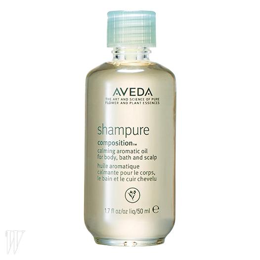 10. Aveda 샴푸어 컴포지션강력한 수분 공급과 진정 효과가 있다. 얼굴, 보디, 두피와 모발에 사용 가능. 50ml, 3만7천원.