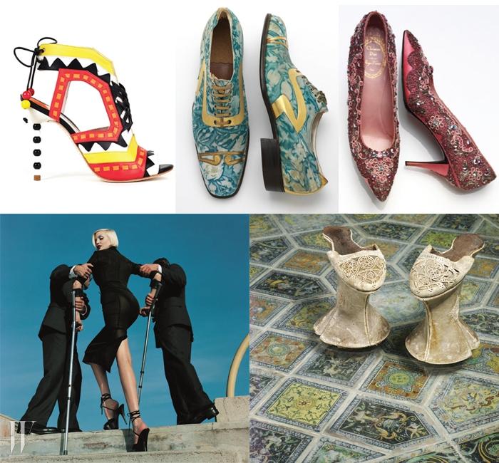 구두 미학제목_ Shoes: Pleasure and Pain일자_ 6/13~2016 1/31장소_ Victoria and Albert Museum, London