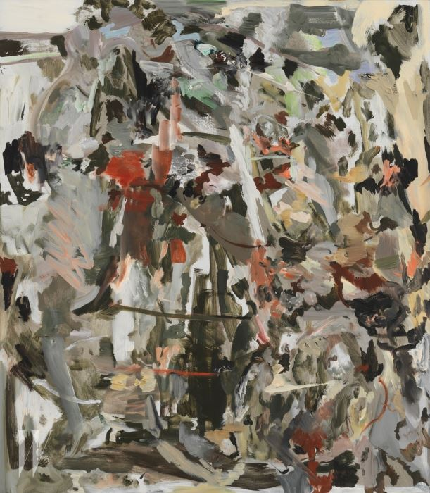 Surely We Have Bourne Our Griefs 2008-2010, Oil on linen, 63.5 x 55.9cm Courtesy of Cecily Brown and Kukje Gallery