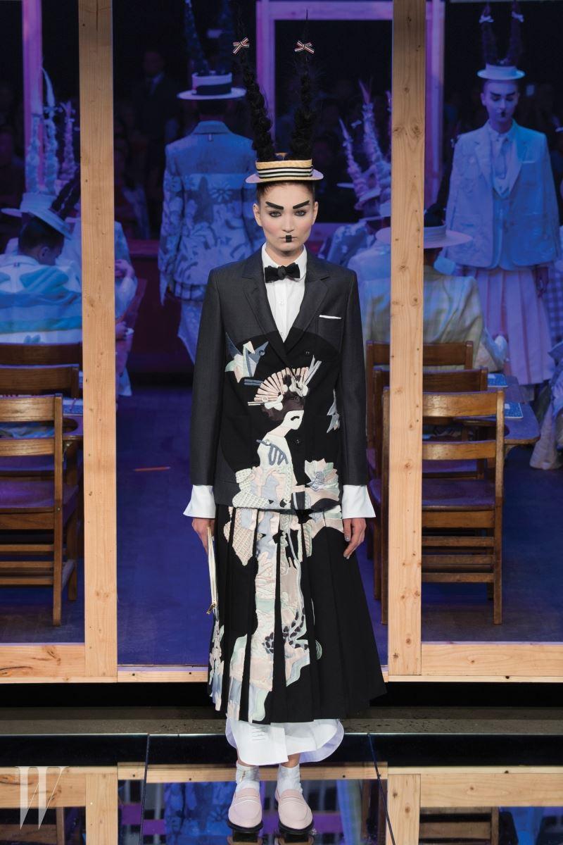 일본, 톰 브라운