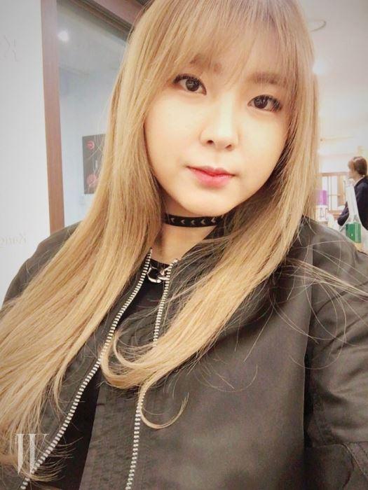 권소현_ W제공 셀카