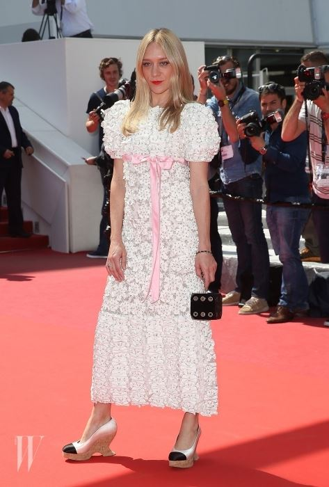 """CANNES, FRANCE - MAY 16:  Chloe Sevigny attends a screening of """"Paterson"""" at the annual 69th Cannes Film Festival at Palais des Festivals on May 16, 2016 in Cannes, France.  (Photo by Danny Martindale/FilmMagic)"""