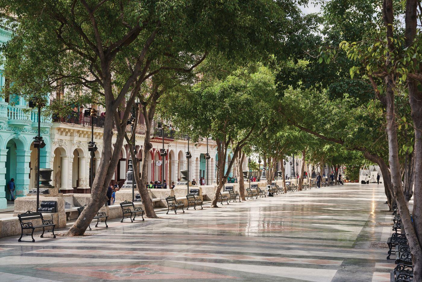 쿠바아바나파세오델프라도